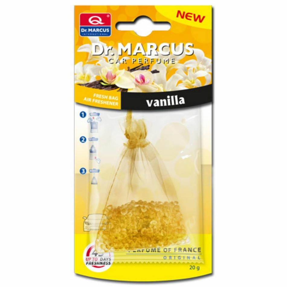 Dr. Marcus FRESH BAG VANILLA 20 g