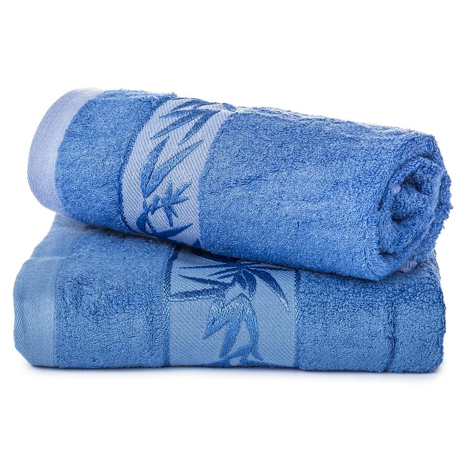 Jahu darčeková sada uterákov bambus Hanoi modrá
