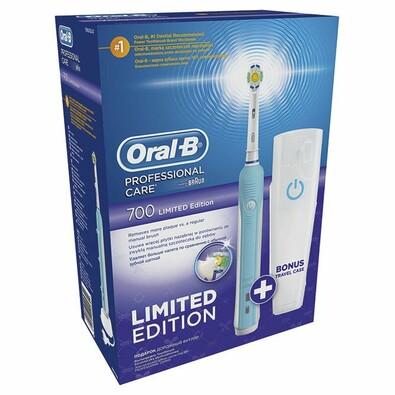 Oral-B zubní kartáček Profesionální péče 700 modrý