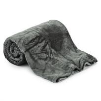 Aneta takaró, szürke, 150 x 200 cm