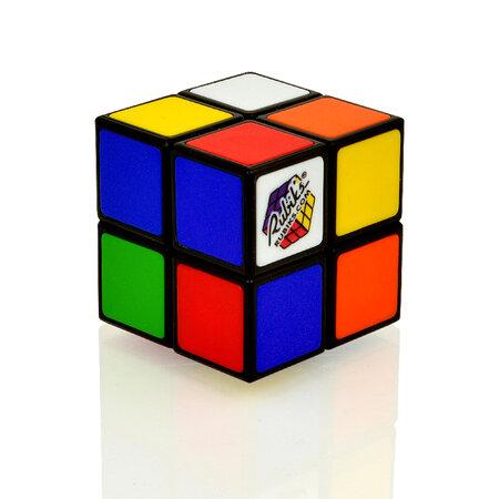Rubikova kostka, 2 x 2 x 2 cm