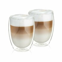 4Home Thermo lattés pohár Hot&Cool 350 ml, 2 db