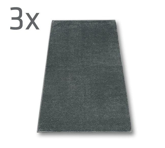 Ručník s.Oliver šedý, 50 x 100 cm