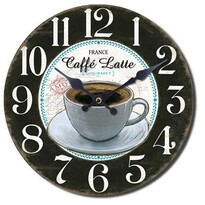 Caffé latte gourmet falióra, átmérő: 28 cm