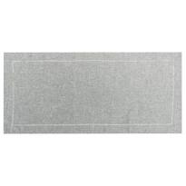Asztali futó, szürke, 40 x 140 cm