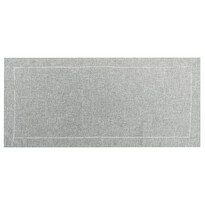 Behúň sivá, 40 x 140 cm