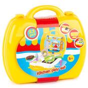 Kuchynský kufrík, žltá