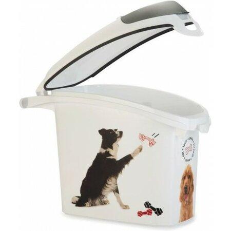 Curver 03883-L29 konténer kutyatáphoz 6 kg