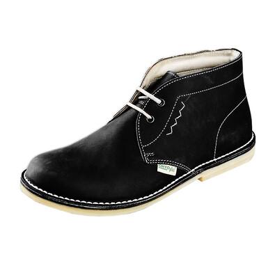 Orto Plus Dámská obuv kotníčková vel. 41 černá