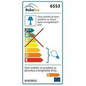 Rabalux 6553 Norman nástěnné svítidlo