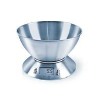 Orion Digitálna kuchynská váha nerez, 5 kg