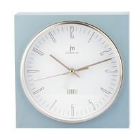Lowell JA7070V Stolní hodiny s funkc budíku 16 x 16 cm