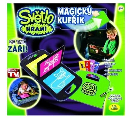 Hra Světlohraní - Magický kufřík Albi