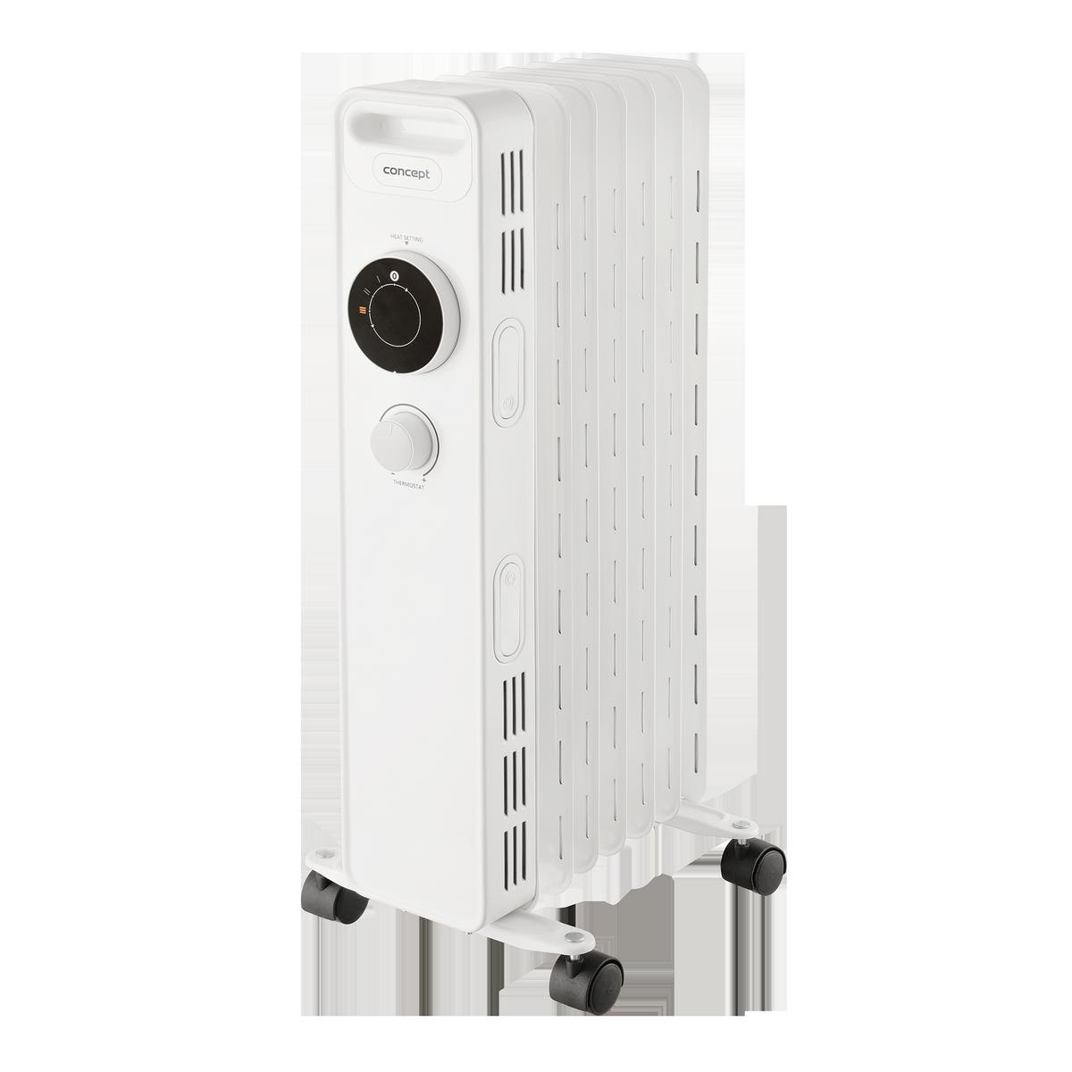 CONCEPT RO3307 Olejový radiátor, 1500 W