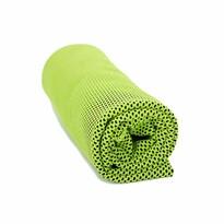 Chladicí ručník zelená, 90 x 32 cm