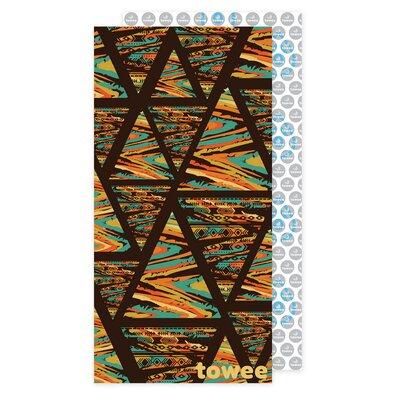 Towee Rychleschnoucí osuška TEEPEE, 80 x  160 cm