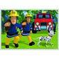 Trefl Puzzle Požiarnik Sam, 10 ks