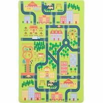 Dětský koberec Ebel město