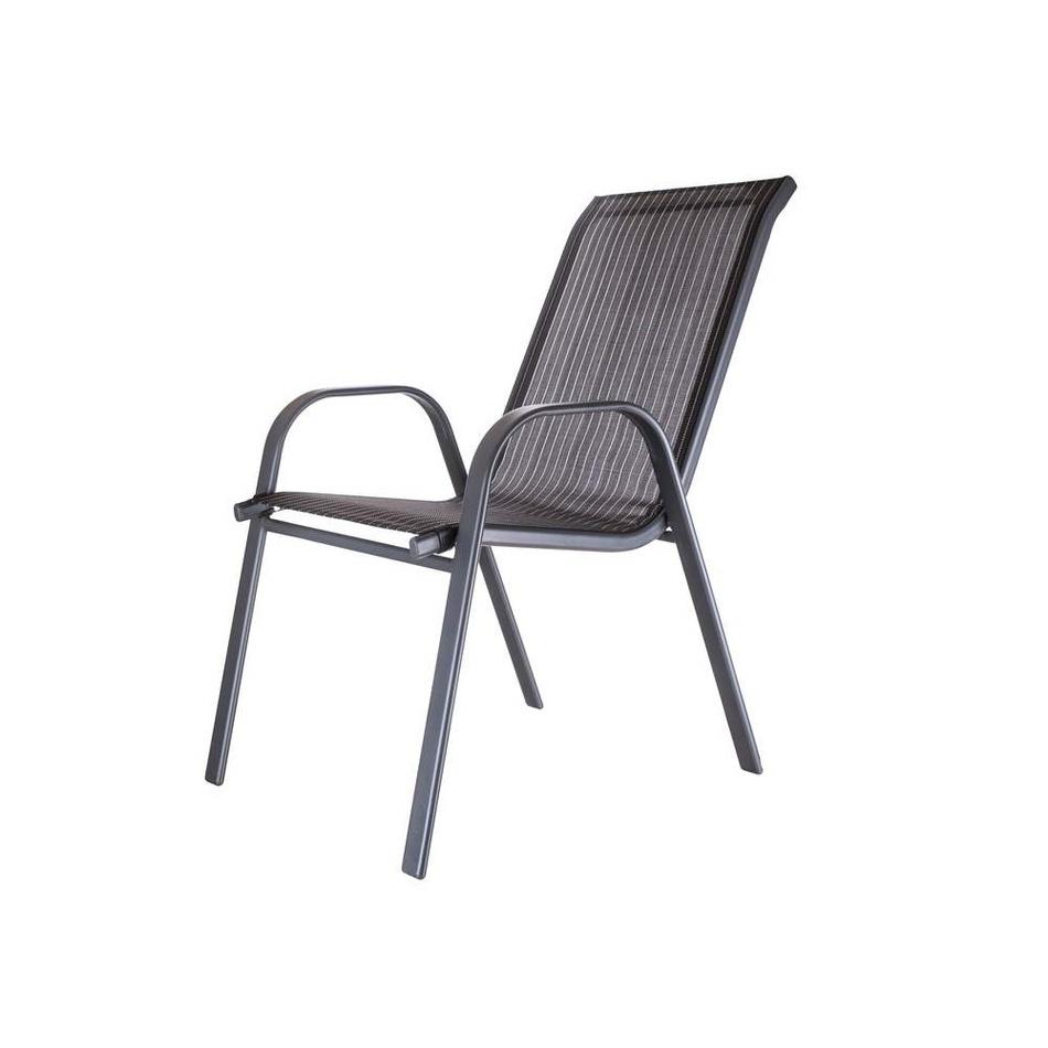 HAPPY GREEN Židle zahradní HARROW 56 x 68 x 93 cm