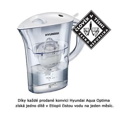 Hyundai Aqua Optima CLARION filtrační konvice 2l