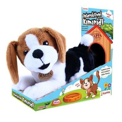 Rappa Pes Bobík, interaktivní hračka