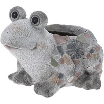 Obal na kvetináč Žaba, MGO, 33,5 x 28,5 x 23 cm