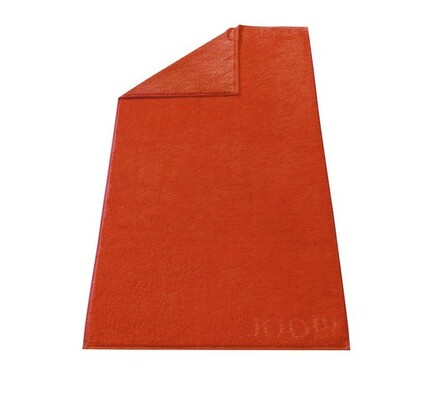 JOOP! ručník Doubleface červený, 50 x 100 cm