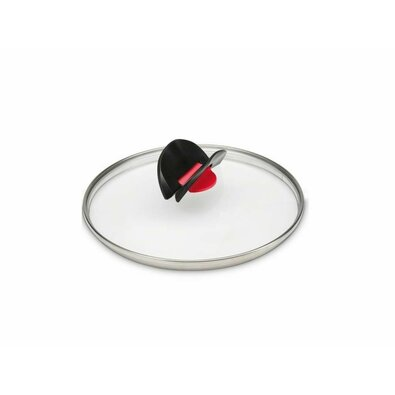 Ballarini Sklenená pokrievka skladacia, 28 cm