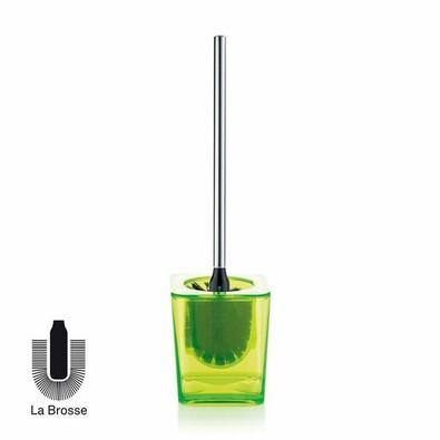 Kela WC set Kristall, zelená