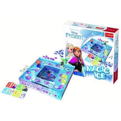 Trefl Stolní hra Ledové království Magic Ice