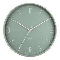 Karlsson 5735GR stylowy zegar ścienny, śr. 40 cm