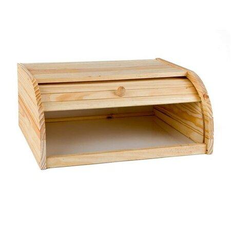 Apetít Drevený chlebník 40 x 27,5 x 16,5 cm,