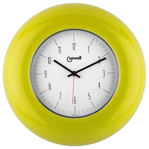 Lowell 03300V Dizajnové nástenné hodiny pr. 33 cm