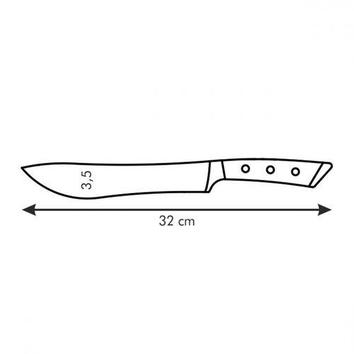 Tescoma Nóż rzeźniczy AZZA, 19 cm