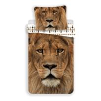 Bavlnené obliečky Lev 03, 140 x 200 cm, 70 x 90 cm