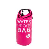 Vízhatlan zsák 10 l, rózsaszínű
