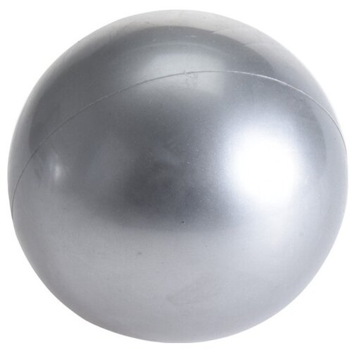 Minge fitness XQ Max Yoga Toning Ball diam. 12cm, argintiu imagine 2021 e4home.ro