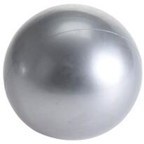 XQ Max Tónusos labda Yoga Toning Ball, átmérő: 12 cm, ezüst