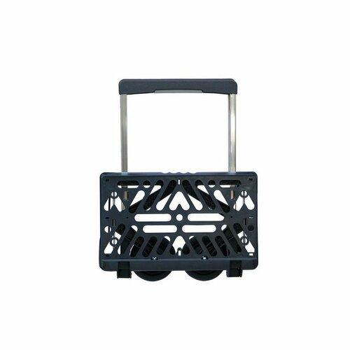 Rolser Nákupná taška na kolieskach Plegamatic Original MF, čierna