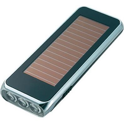 Solární svítilna LED do kapsy