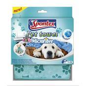 Spontex Pet Towel mikroutěrka pro mazlíčky