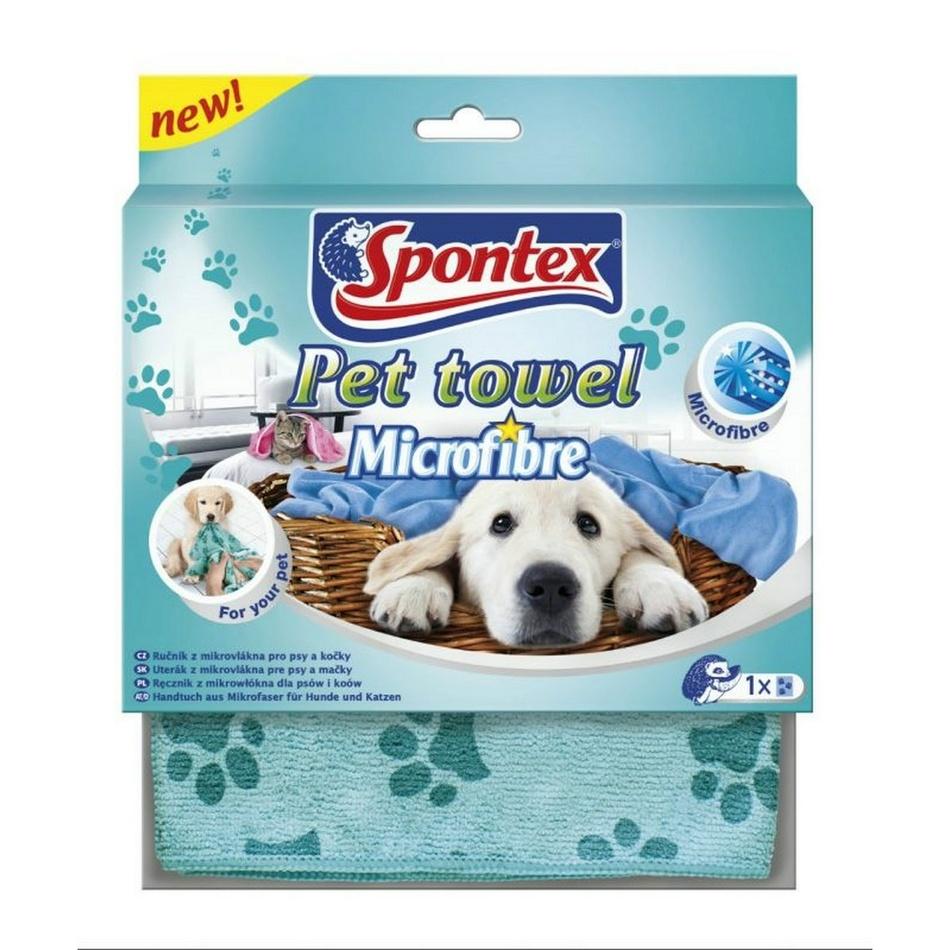 Spontex Pet Towel mikroutierka,