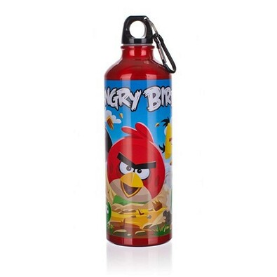 Banquet Angry Birds hliníková láhev 750 ml