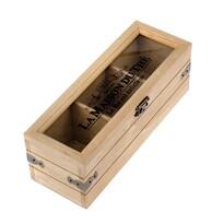Filteres tea tároló doboz, 22,5 x 8 x 8 cm