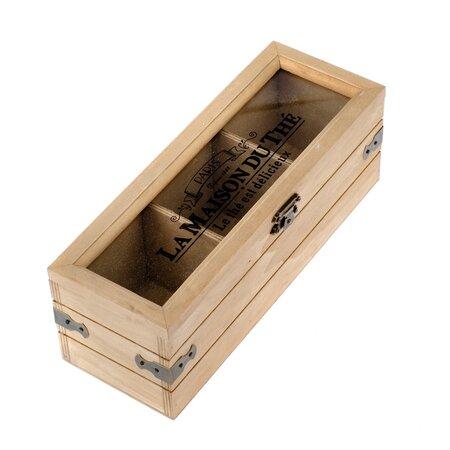Cutie plicuri de ceai, 22,5 x 8 x 8 cm