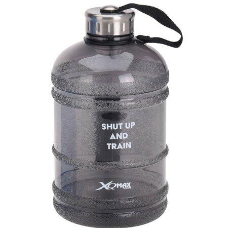 Športová fľaša 1,8 l, čierna