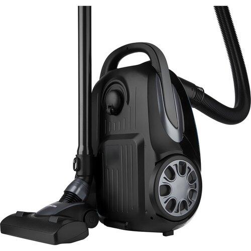 SENCOR SVC 9050BL 4AAAA sáčkový vysavač, černá