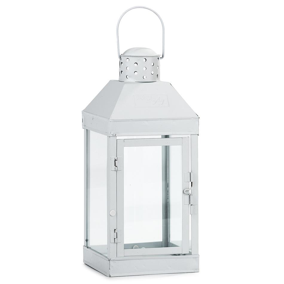 Lucerna biela, 11 x 22 cm, 22 cm