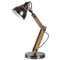 Rabalux 4199 Aksel stolná lampa antracitová, 47,5 cm