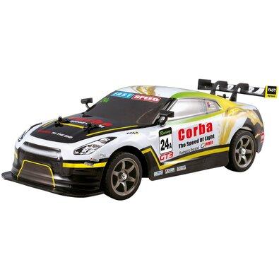 Buddy Toys BRC 16.710 Auto na diaľkové ovládanie RC Drift car, žltá